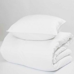 Hästens Satin pure White